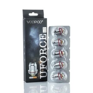 voopoo u force coils