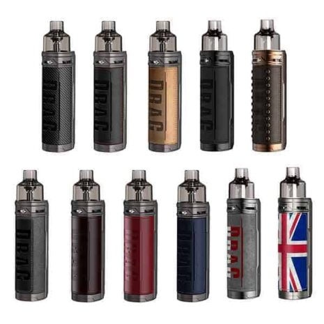 VOOPOO DRAG S POD KIT (New Colors)