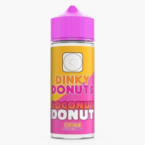 Coconut by Dinky Donuts