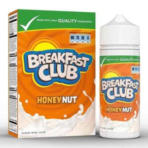 honey nut by breakfast club
